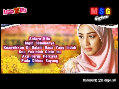 OST Stanza Cinta - Jed Madela ft Nikki Palikat - Antara Kita + Lirik Lagu.