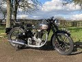 1947 Norton M18 for Sale