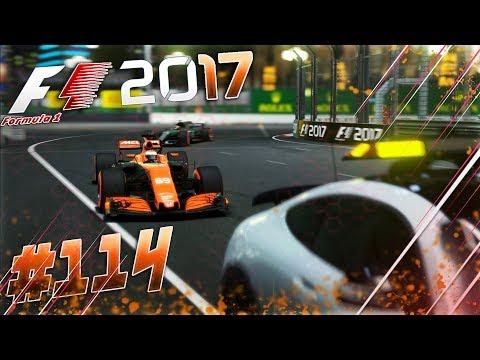 F1 2017 КАРЬЕРА #114 - Я ПРОШЕЛ ИГРУ