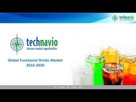 Global Functional Drinks Market 2016-2020