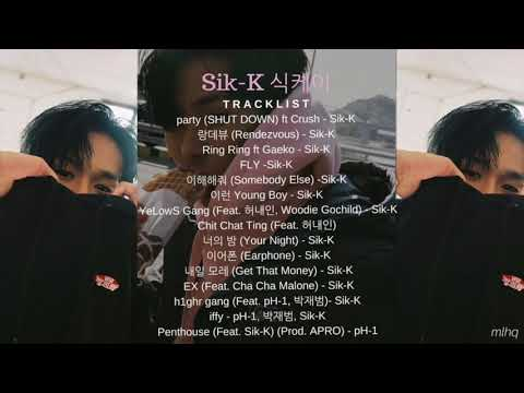 SIK-K (식케이) / artist playlist