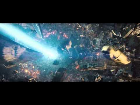 (Fake) Inhumanoids movie trailer