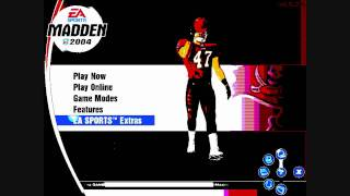 madden 2004 all player celebration animations