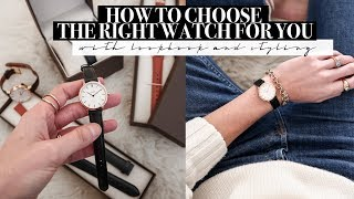 Top Tips for Buying a Quality Watch & How to Style Them - Linjer Watch Review | Mademoiselle #ad