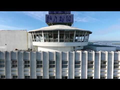 Memphis Abandoned Tallest Building UP Bank Drone Footage The Spa Guy