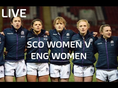Six Nations: Scotland Women v England Women
