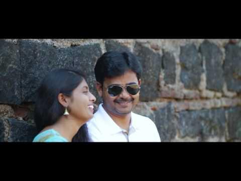 India's best pre-wedding shoot Telugu #venureddy#parijathareddy