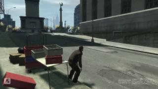 A day In GTA IV (HD) (Highest Settings) HD 4890!