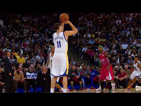 Warriors Flashback: Klay Thompson NBA Debut