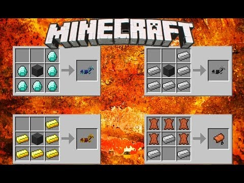 how to make chain armor in minecraft ps3 edition