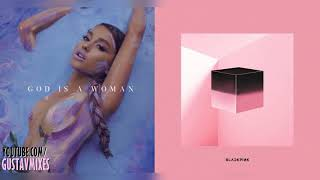 Ariana Grande & BLACKPINK - DDU-DU DDU-DU X God Is A Woman | MASH-UP by Gustav