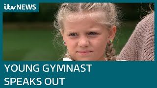 Girl, 8, describes bullying by British Gymnastics coaches as review is pledged | ITV News