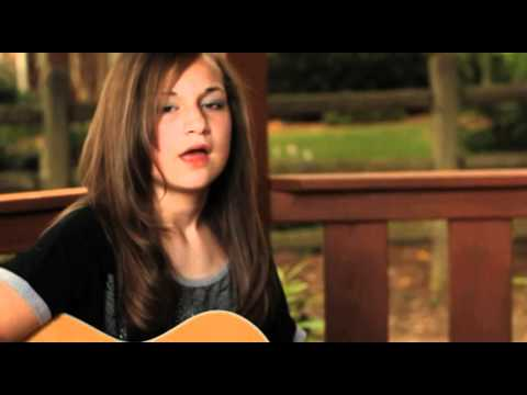 All This Time - Britt Nicole Cover (Just Hannah)