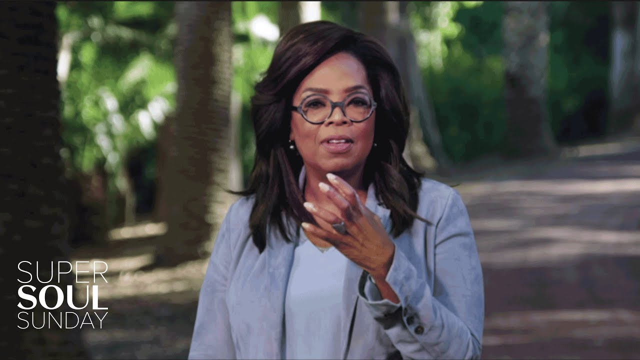 Oprah on How to Handle Life's Inevitable Setbacks | SuperSoul Sunday | Oprah Winfrey Network image