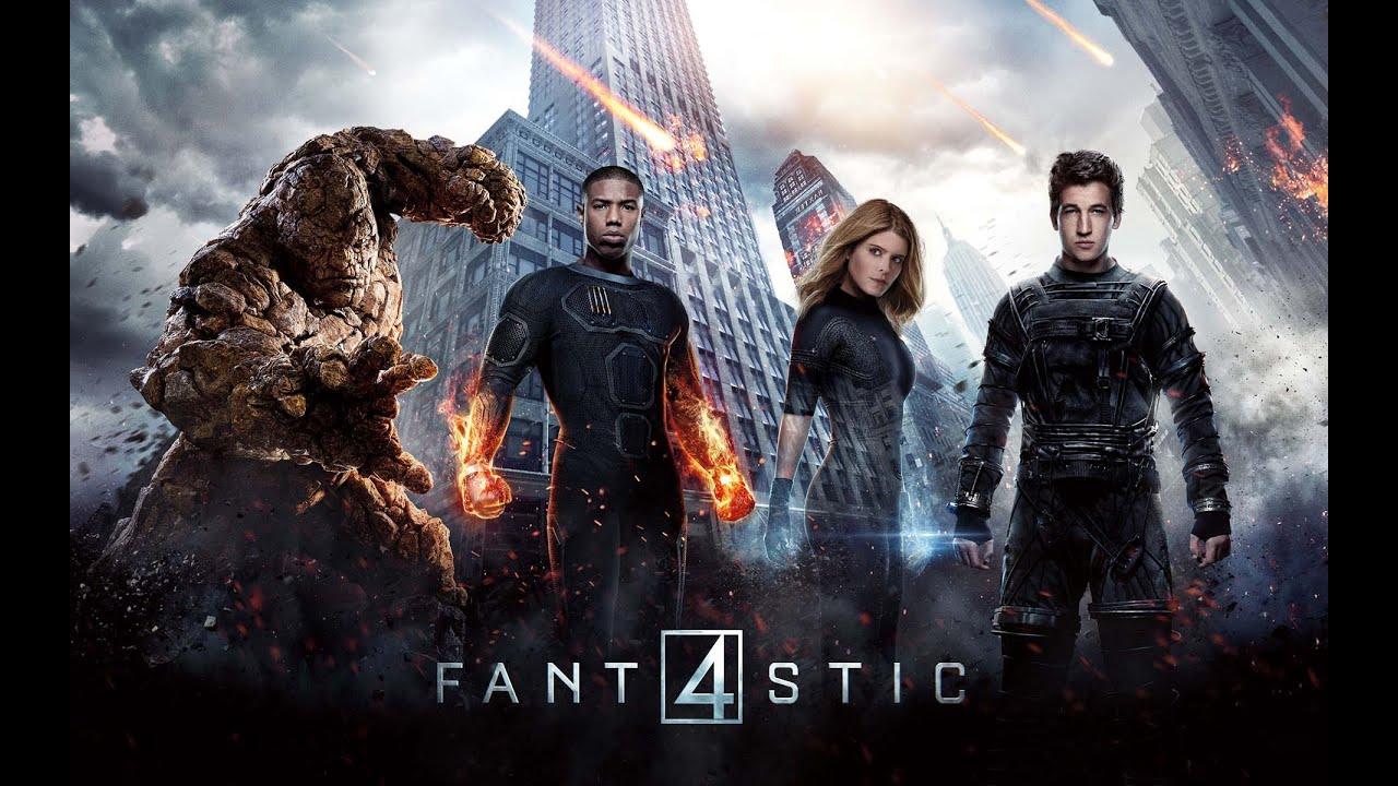 مشاهدة فيلم Fantastic Four 2015 (الرابط في الدسكربشن) - YouTube