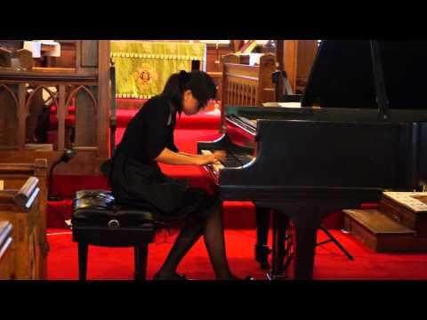 MAH08037 Chun Yu Lin classical piano selection