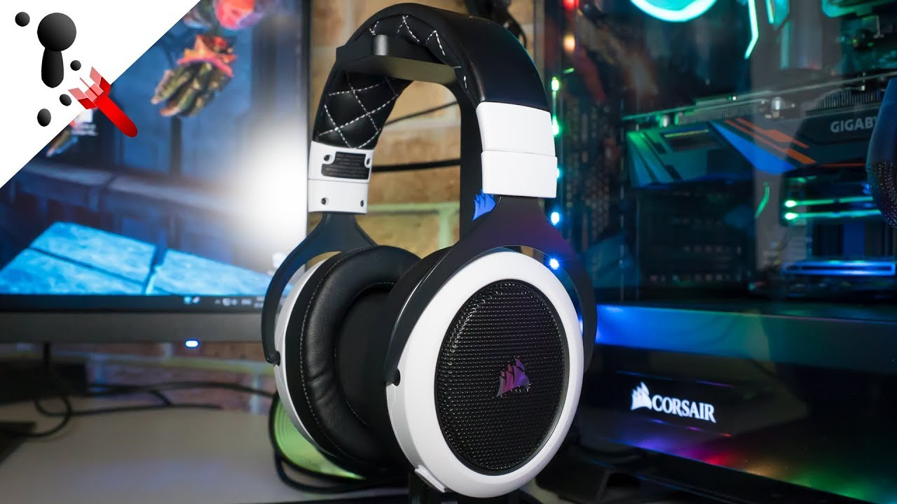 Corsair HS70 Wireless Headset Review