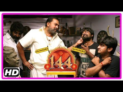 144 Tamil Movie | Scenes | Madhusudhan Rao searches for his Gold | Shiva | Ashok Selvan | Oviya