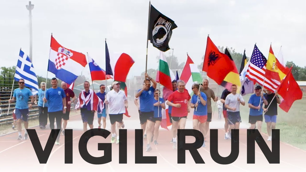 Vigil Run pays tribute to the fallen and veterans