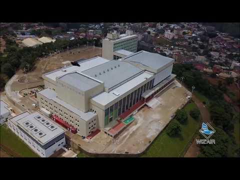 Palais des Congrès de Yaoundé Juillet 2017