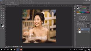 Biến ảnh chụp thành tranh vẽ tay bằng Photoshop cực đơn giản - Đạt Nguyễn TV