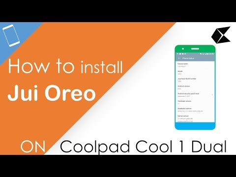 Oreo]Jui 8 0 0 😍😍 for Coolpad cool 1 Dual - Epic Spicy