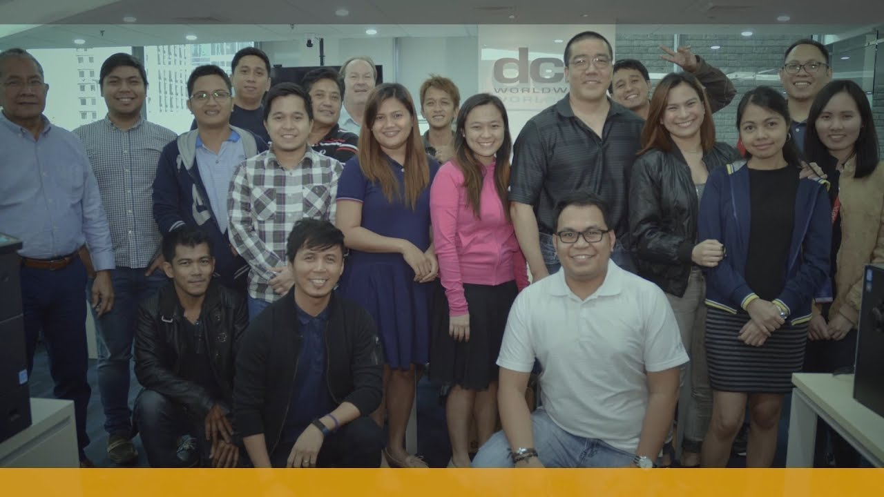 Download dck worldwide Manila Office 1 Year Anniversary