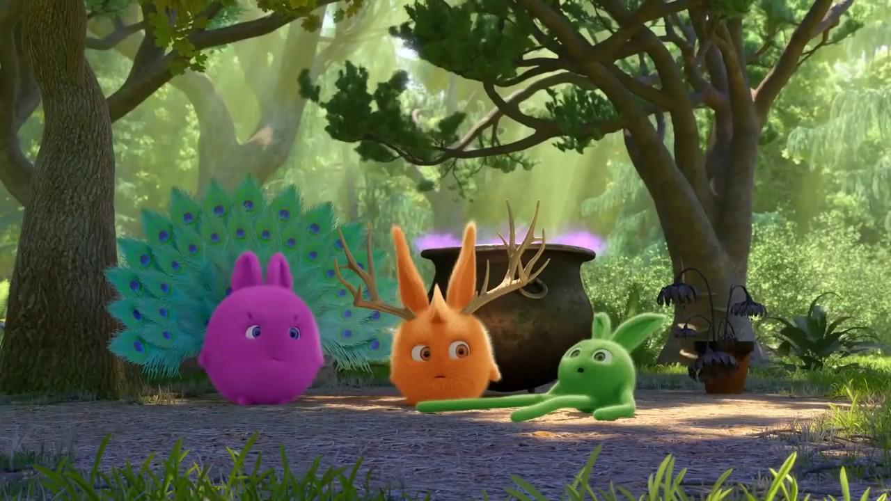 Солнечные зайчики | ПУРПУРНЫЙ МАГИЯ | Мультфильмы для детей | WildBrain