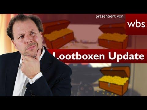 Lootbox-Skandal - Was hat sich geändert?   Rechtsanwalt Christian Solmecke