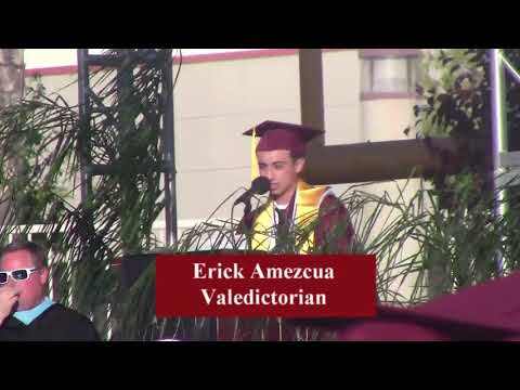 Paloma Valley High School Commencement 2018