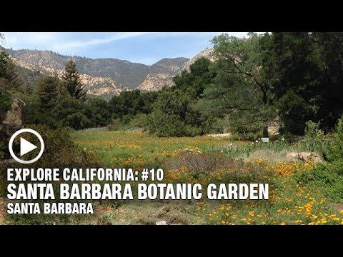 Explore California - Episode 10: Santa Barbara Botanic Garden