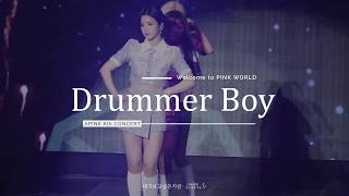 200201 Apink - 'Drummer Boy' 정은지 직캠 in 에이핑크 6번째 콘서트 [Welcome…