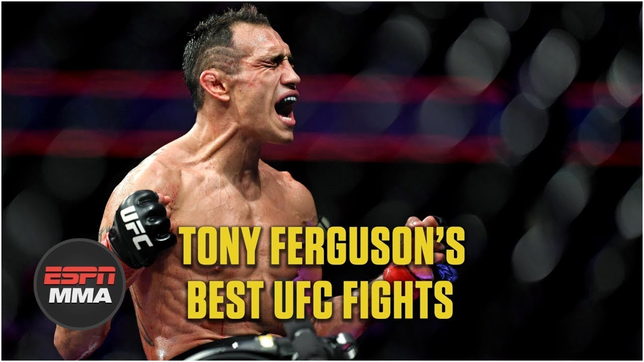 Tony Ferguson's best UFC fights | ESPN MMA