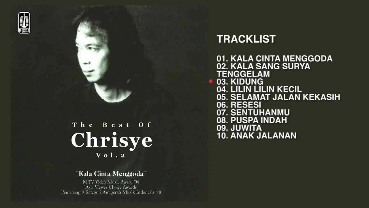 Chrisye - Album The Best Of Chrisye Vol. 2 (Part 1) | Audio HQ