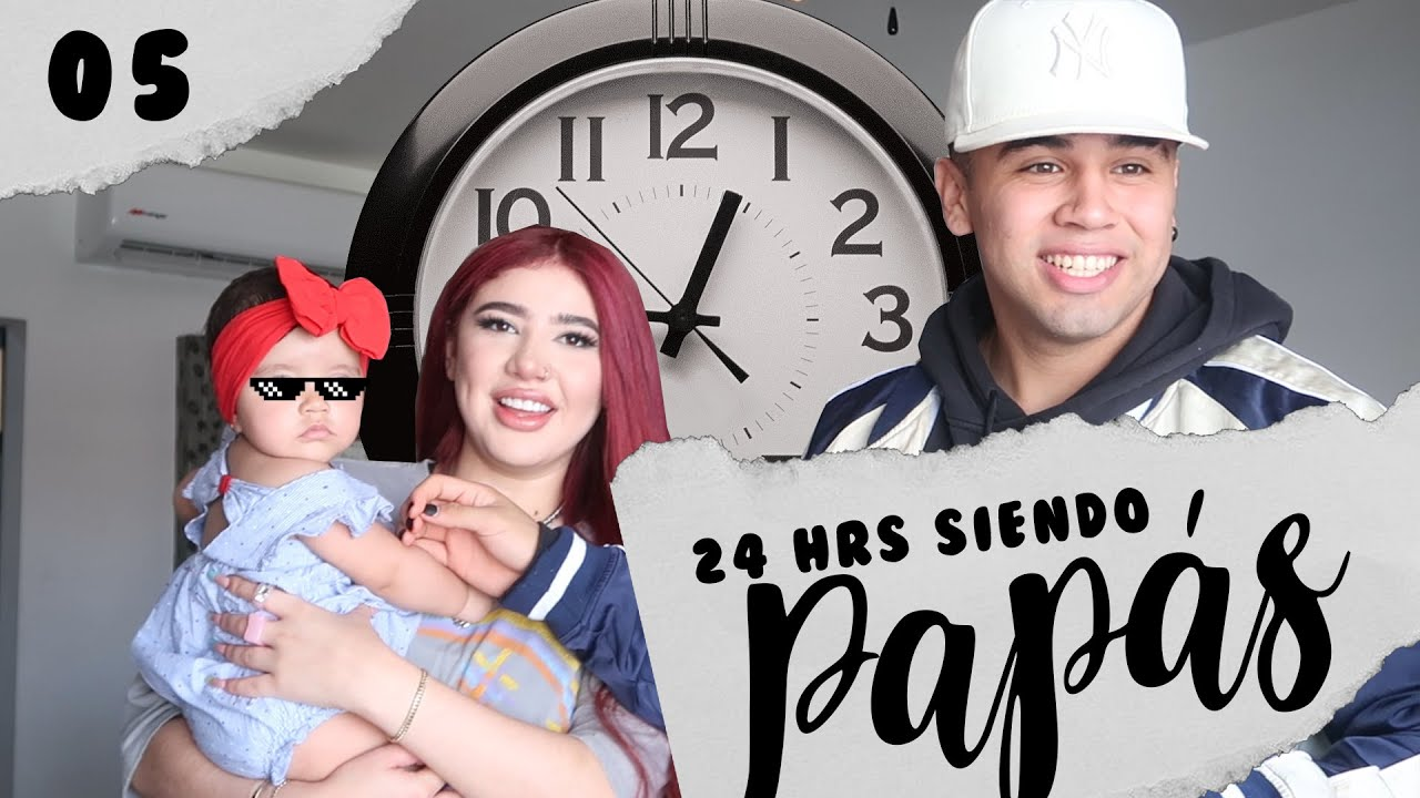 Download 24 HRS SIENDO PAPÁS | MONWIN