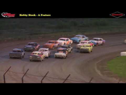 Hobby Stock -- 8/12/17 -- Park Jefferson Speedway