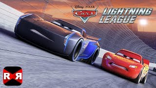 Jackson Storm Vs Lightning Mcqueen   Cars: Lightning League   Ios / Android Gameplay