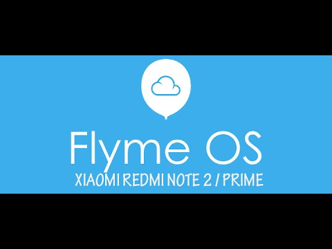 Rom][5 1 1]FLYME OS redmi note 2 / prime | Xiaomi Redmi Note 2