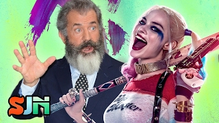 Mel Gibson Crazy Enough to Direct Suicide Squad 2?