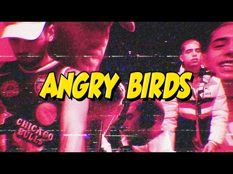 ECKO X BLUNTED VATO - ANGRY BIRDS
