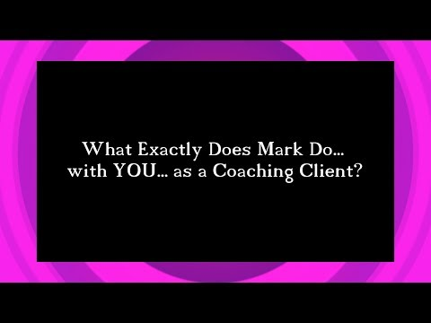 What Exactly Does Mark J Ryan Do?