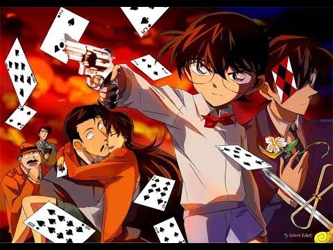 Download Detective Conan Only BlackOrganization Episodes List