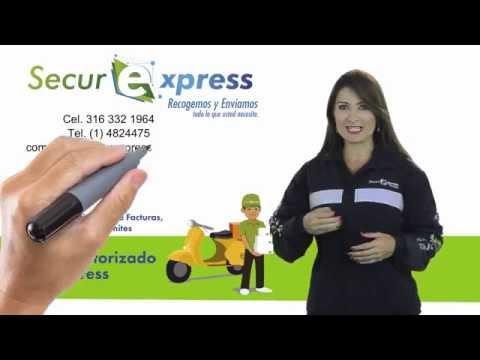 SecurExpress - Moto Mensajería Express. Bogotá