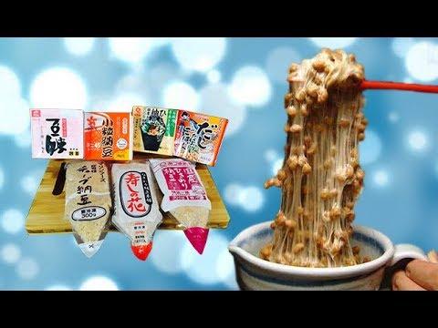 Ẩm thực Nhật Bản (Tập 10): Giới thiệu cách làm Natto, các loại natto, ăn thử Natto có vị thế nào?