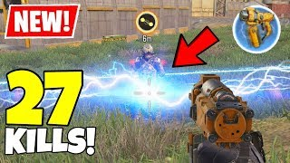 *NEW* TRAP MASTER CLASS GAMEPLAY IN CALL OF DUTY MOBILE BATTLE ROYALE!
