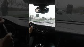 Opel astra Turbo Hiz denemsi
