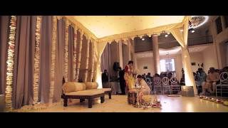 San Francisco Fusion Indian Wedding Highlights by Wedding Documentary