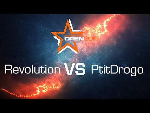 Revolution vs. PtitDrogo - [ZvP] - R64­ - Bo3 - DreamHack Open Stockholm 2015