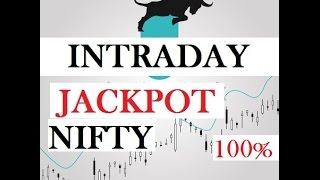 JACKPOT INTRADAY NIFTY BANK NIFTY STRATEGY | HINDI | 2017