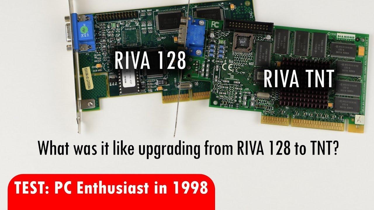 VGA Legacy MKIII - NVIDIA RIVA TNT